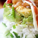 Baja Shrimp Stacks