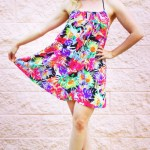 How to Wear Florals Without Looking Frumpy