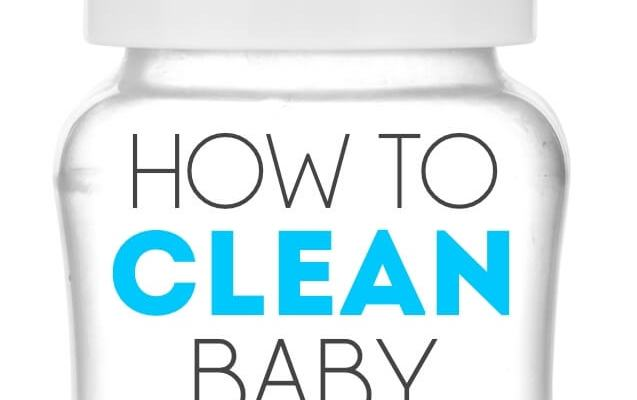 Get the run-down on common methods to clean baby bottles and sippy cups. What's the easiest way to prevent mold? How often should you sterilize?
