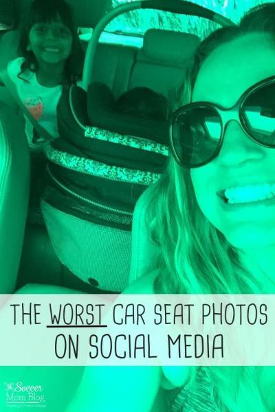 Car Seat Mistakes Seen on Social Media