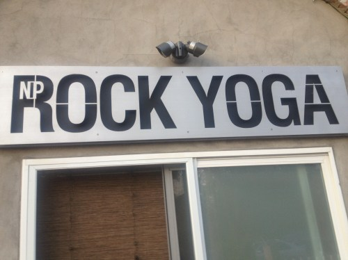 I can Rock Yoga. Can you?