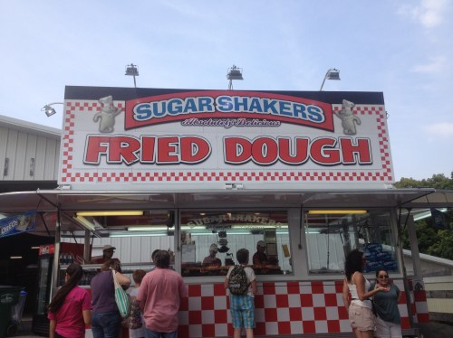 Fried dough? Sometimes Healthy? You bet ya!