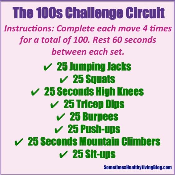 100s Challenge