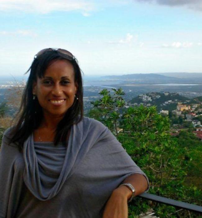 Visit Jamaica: Land I Love. Overlooking Kingston, Jamaica!