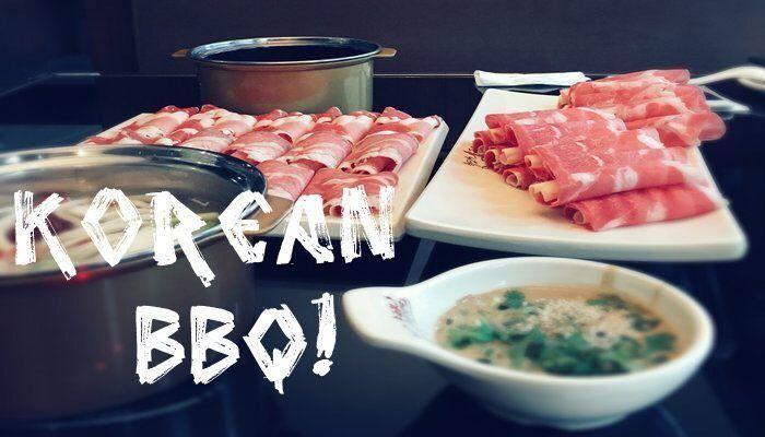 Korean BBQ Restaurants in Los Angeles!