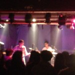 Seoul, Korea: Every Single Day blurred. Korean indie musicians live in concert.