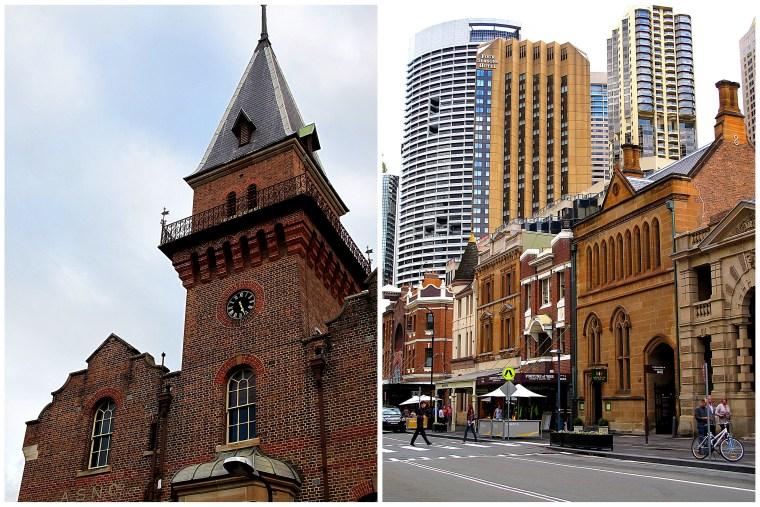 Sydney, Australia: The Rocks