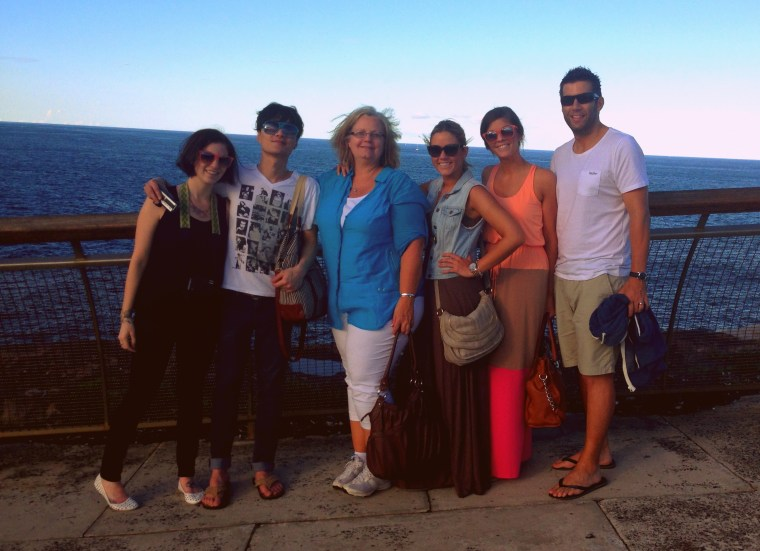 Sydney, Australia: Family Photo