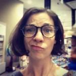 I wish I wore glasses