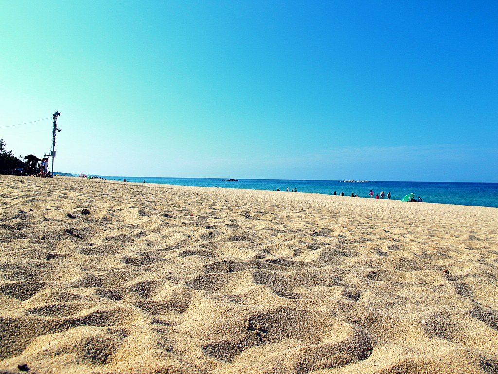 Gangneung, Korea: Gyeongpo Beach