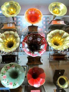 Gangneung, Korea: Gramophone Museum
