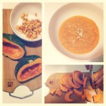 Korean Cooking: Pumpkin Porridge, Food