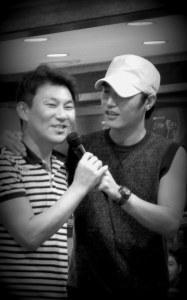 Sung Nam Moon and Sang Hyun Yoon