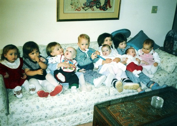 89 Christmas Old Family Photos
