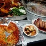 August On The Go: Gwangjang Market; Food