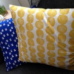 September On the Go: New Pillow covers