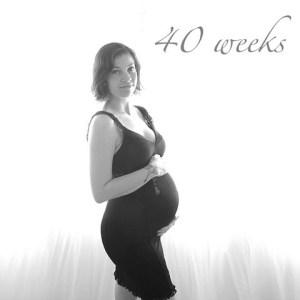 November On the Go: Pregnant @ 40 weeks