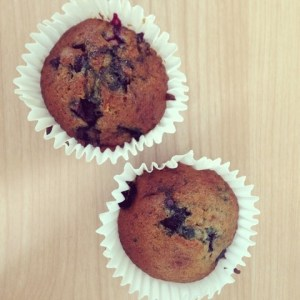 March On The Go: Muffins