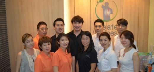 Create Wellness Staff