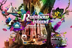 Rainbow Island 2016