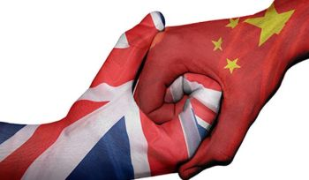 Import from China to UK
