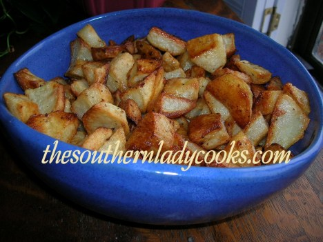 Oven roasted potato bites - Copy