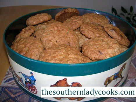 Oatmeal Treats - Copy