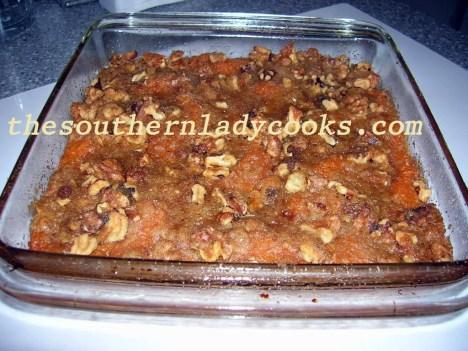 Holiday Baked Sweet Potatoes - Copy