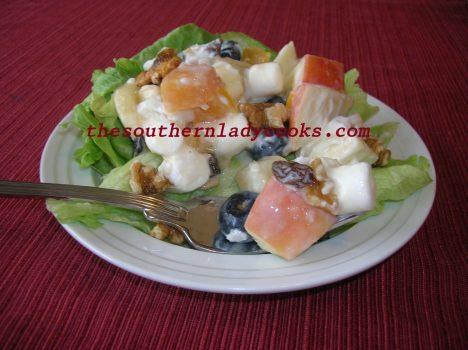 Fruity Fruit Salad