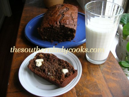 Buttermilk Chocolate Bread