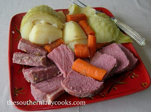 Crock Pot Corned Beef and Cabbage - TSLC (2)