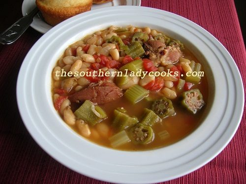 White Bean Soup - TSLC