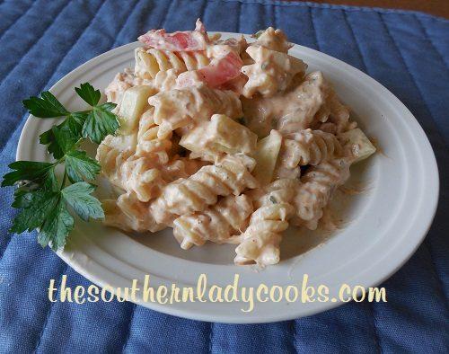 Tuna Pasta Salad TSLC