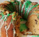 IRISH WHISKEY APPLE CAKE