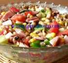 SOUTHERN BLACK-EYED PEA SALAD