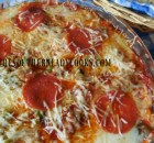 BAKED PIZZA DIP