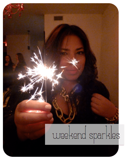 weekend sparkles 1