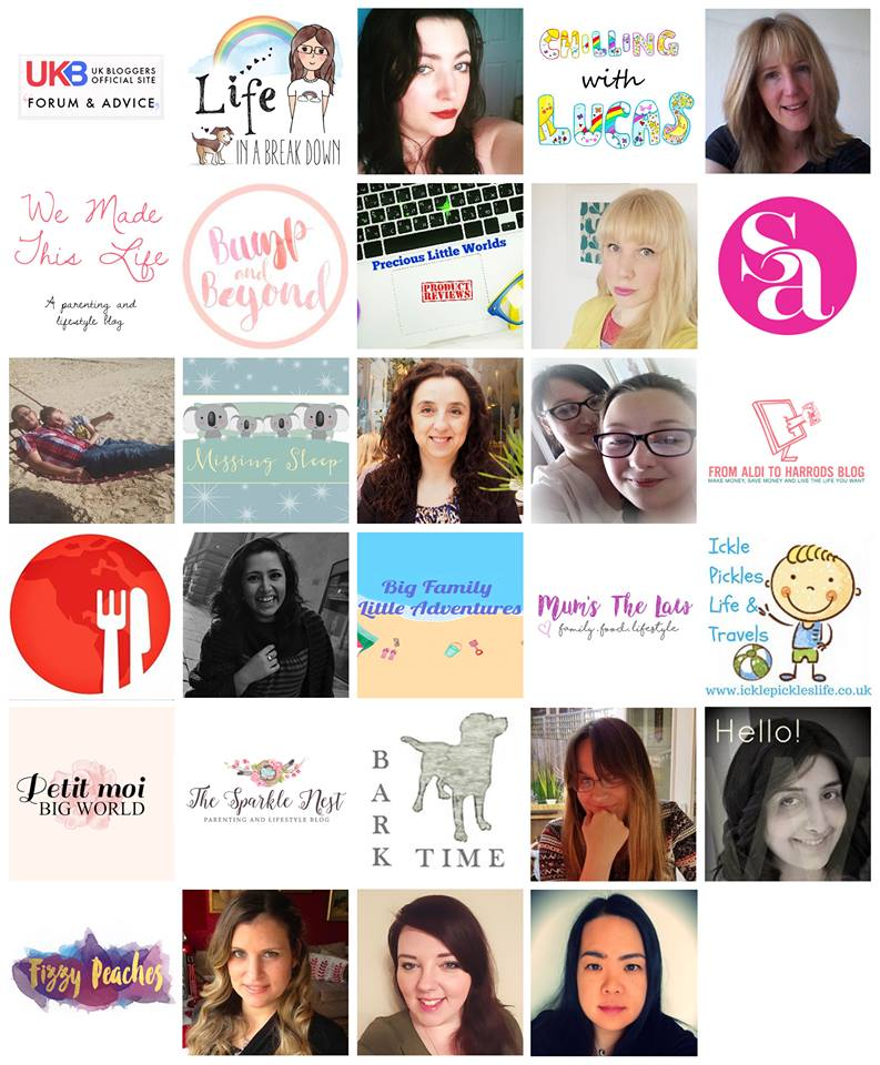 Meet the Bloggers Giveaway