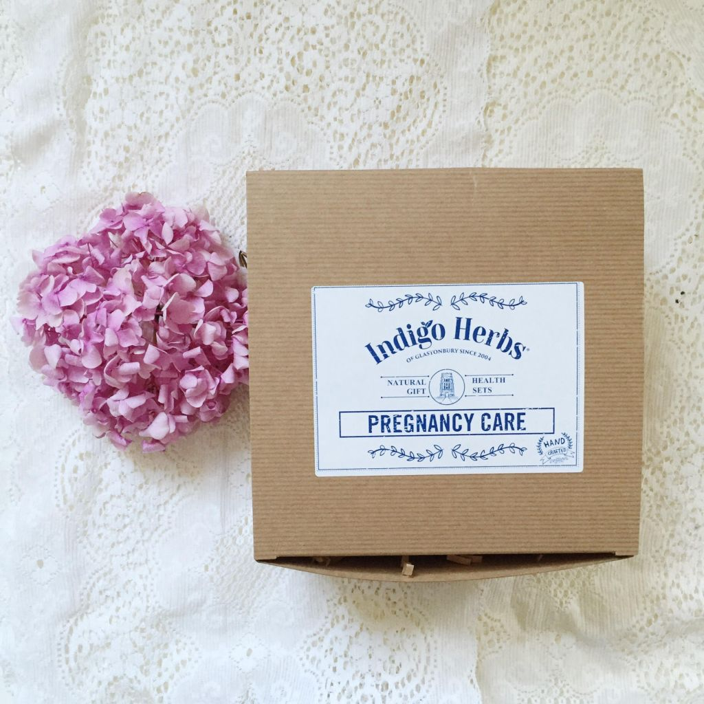 Indigo Pregnancy Care Gift Set