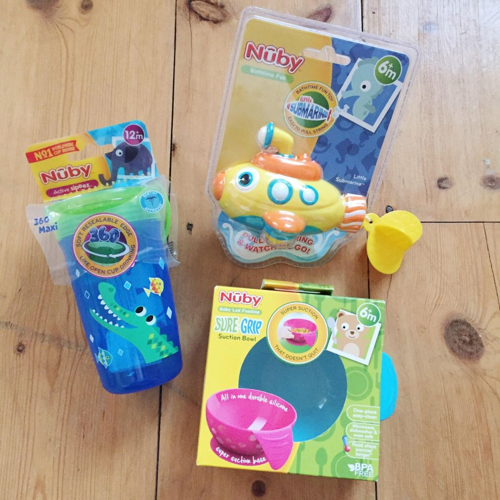 Nuby Toddler Products