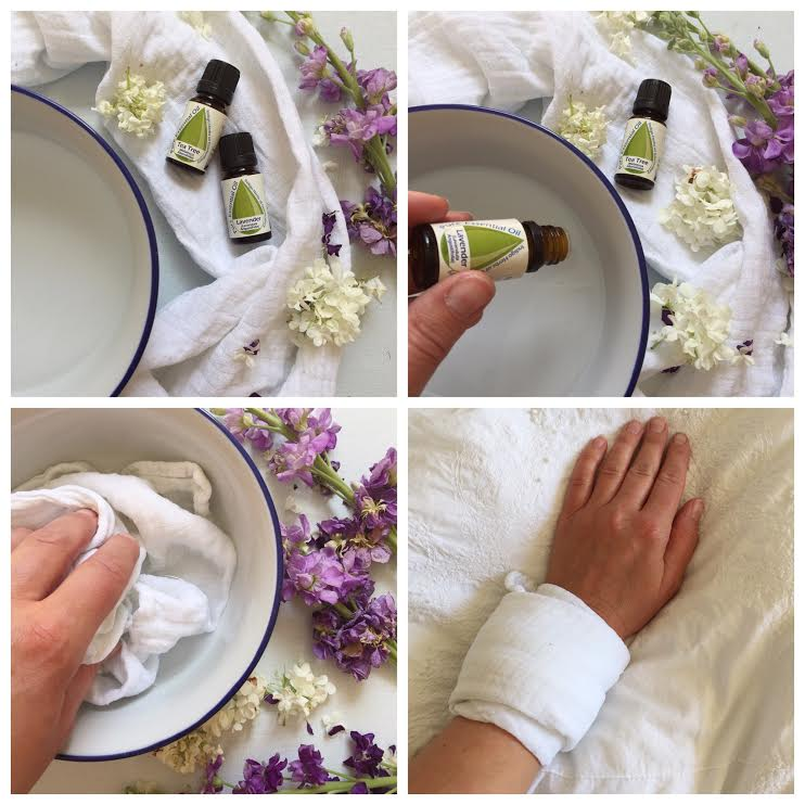 Aromatherapy Cold Compress