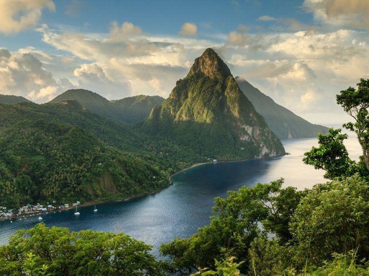 """St. Lucia 