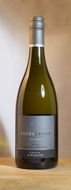 hopes grove estate viognier 2014