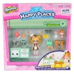 Shopkins Happy Places Welcome Pack Kitty Kitschy $14.88 (Regular $17.99)