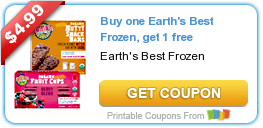 BOGO Earth's Best & $2/1 Carnation Breakfast Essentials Coupons