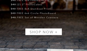 PhotoBarn – $40 Promo Code = FREE Photo Items!