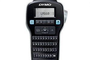 DYMO LabelManager 160 Handheld Label Maker $9.99 (Regular $14.51)