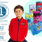 Disney Store – $1 Personalization = Personalized Fleece Throw only $13
