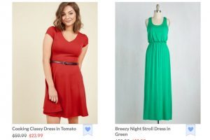ModCloth – Labor Day Sale – New Markdowns