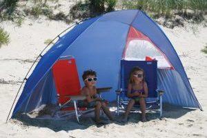 Rio Beach Portable Sun Shelter $15.25 (Regular $39.99)